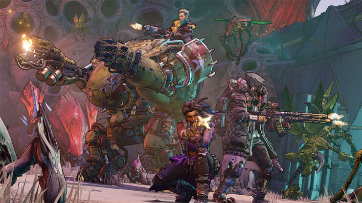 Borderlands 3 xbox one x patch