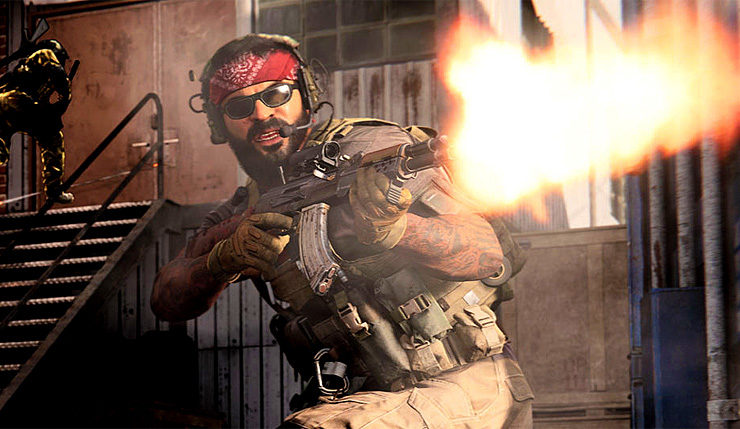 Call Of Duty Modern Warfare Launch Ps4 File Size Revealed And