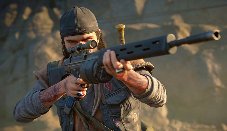 Days Gone Getting New Game+ Mode, Extra Difficulty Settings