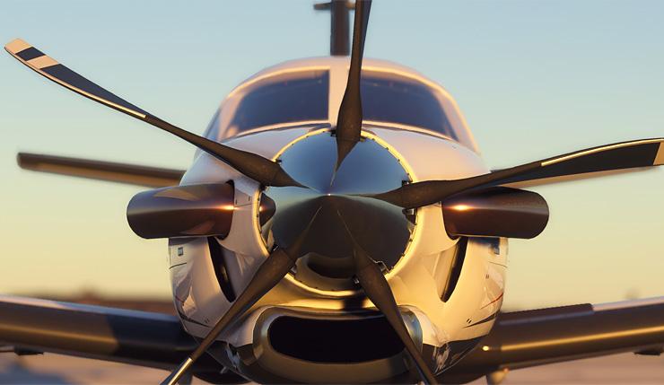Microsoft Flight Simulator New Comparison Videos Highlight Impressive Quality of the Xbox Series S Version