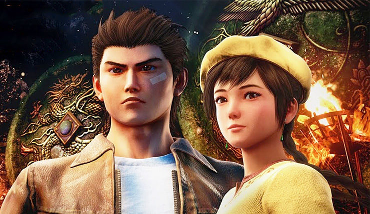 Shenmue Creator Vows to Finish his Story, Fourth Game Will Happen With Fans' Help