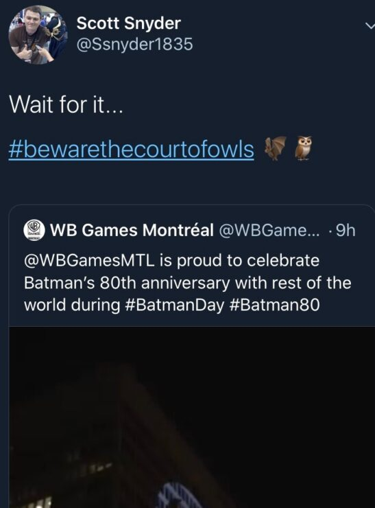 batman court of owls game wb montreal