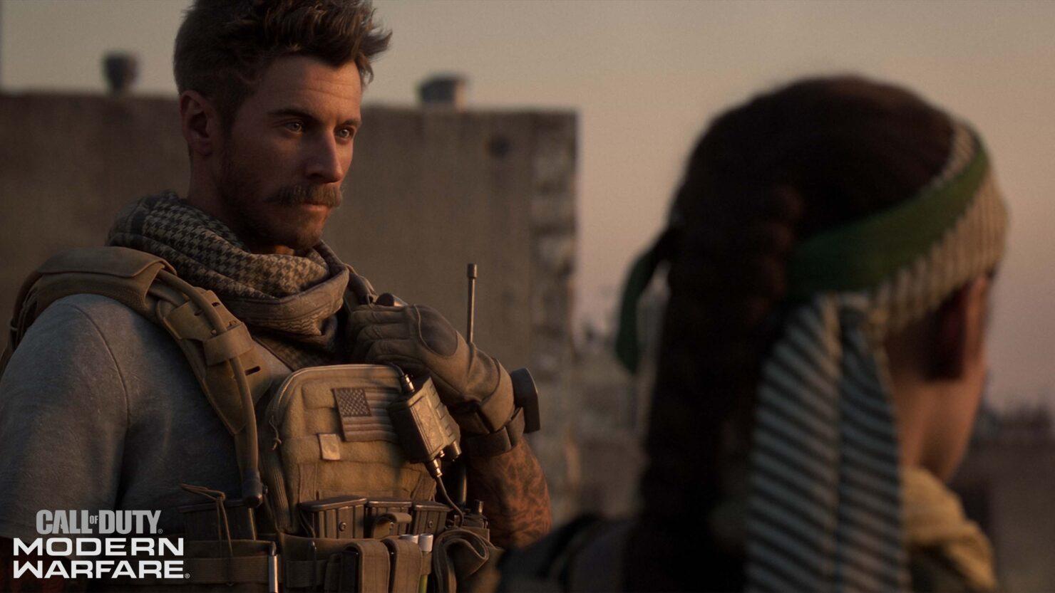 Modern Warfare Infinity Ward