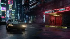 Night City Cyberpunk 2077 Motel