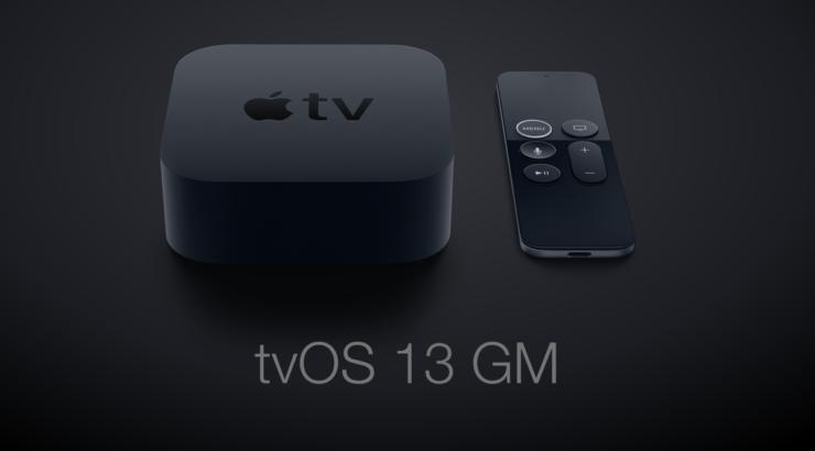 Download tvOS 13 GM