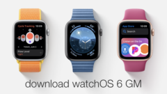 download watchOS 6 GM