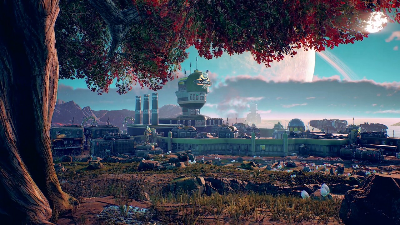 Halcyon The Outer Worlds