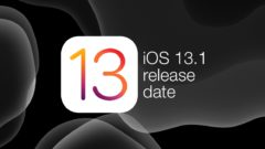 iOS 13.1 release date