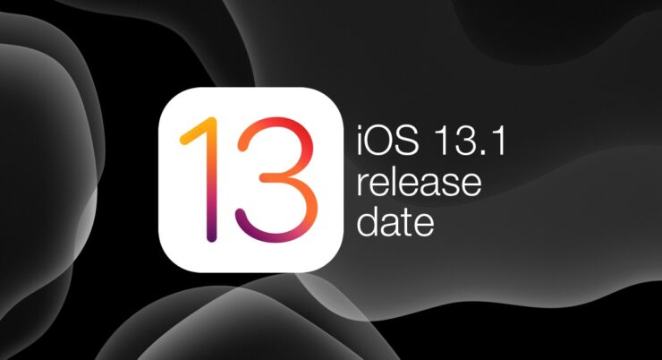 iOS 13.1 release date