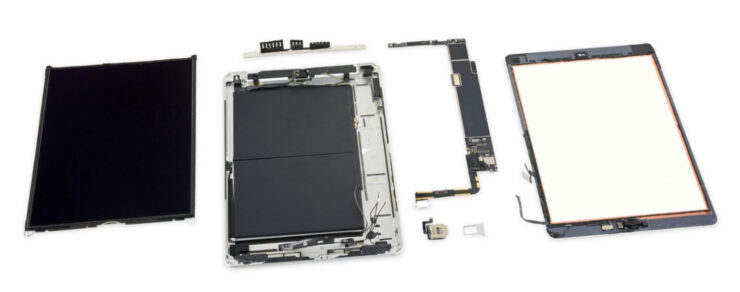 iPad 7 Teardown Uncovers 50% RAM Increase & Same iPad 6 Battery