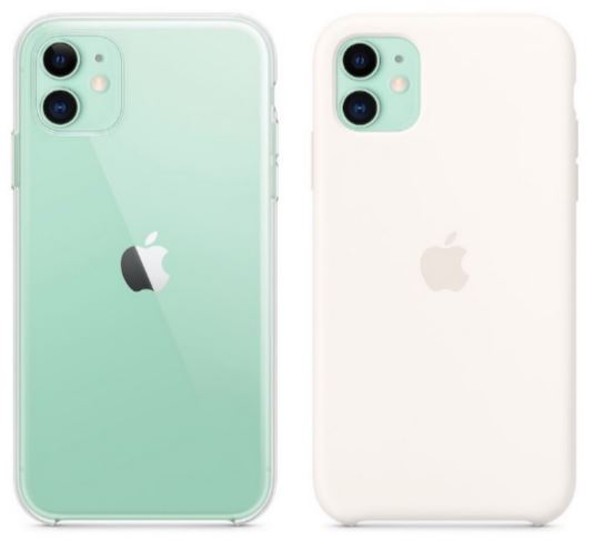 iPhone 11, iPhone 11 Pro Get New Leather, Silicone Cases
