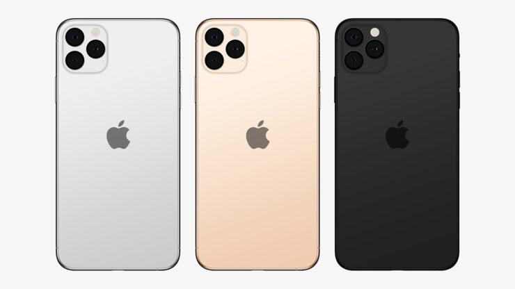 Apple logo to be centered in 2019 iPhones to help with reverse wireless charging