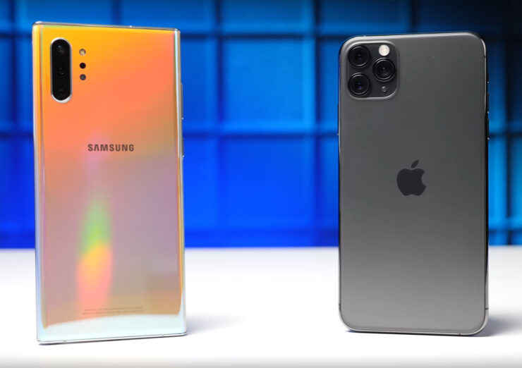iPhone 11 Pro Max Speed Test Shows It's Slower Than Galaxy Note 10 Plus