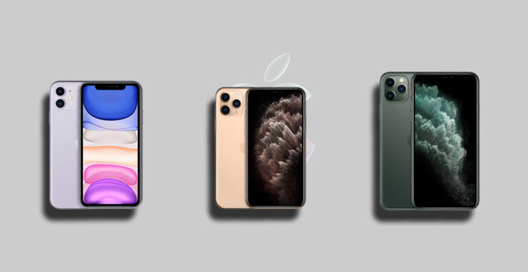 iPhone 11 preorders are live on Apple's website