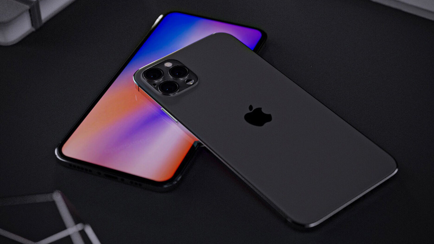 iPhone 12 Renders Highlight iPhone 4-Like Design, No Notch & More