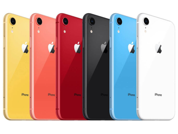 Both the iPhone XR and iPhone 8 receive a price cut
