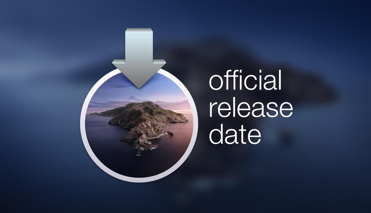 Macos Catalina Release