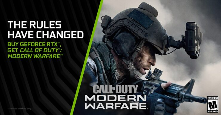 Modern Warfare Bundle RTX