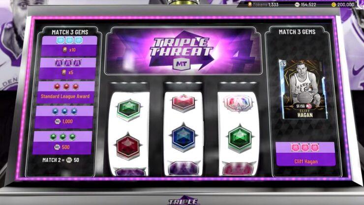 NBA 2K20 gambling