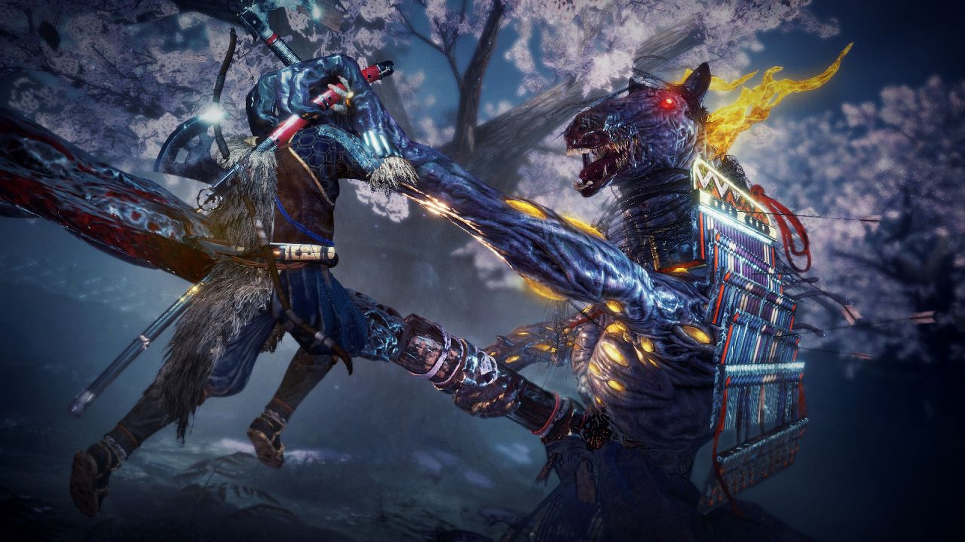 Nioh 2 Difficulty, Ki Management, Yokai Abilities Will Be Tweaked Following  Beta's Feedback