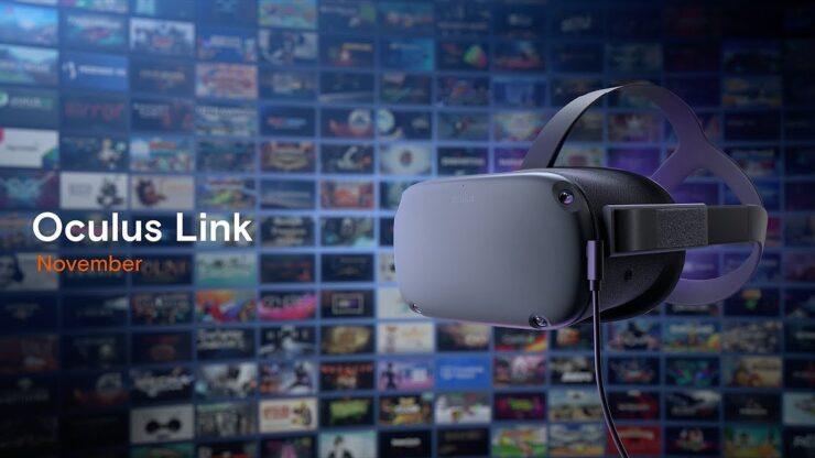 Oculus Link Oculus Connect 6