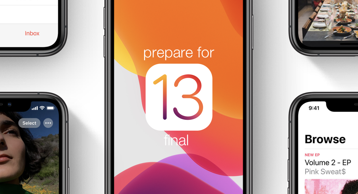 iOS 13 Final is Releasing Tomorrow, Prepare Your iPhone Right Now