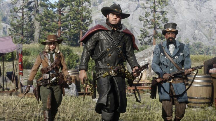 Red Dead Online Specialist Roles