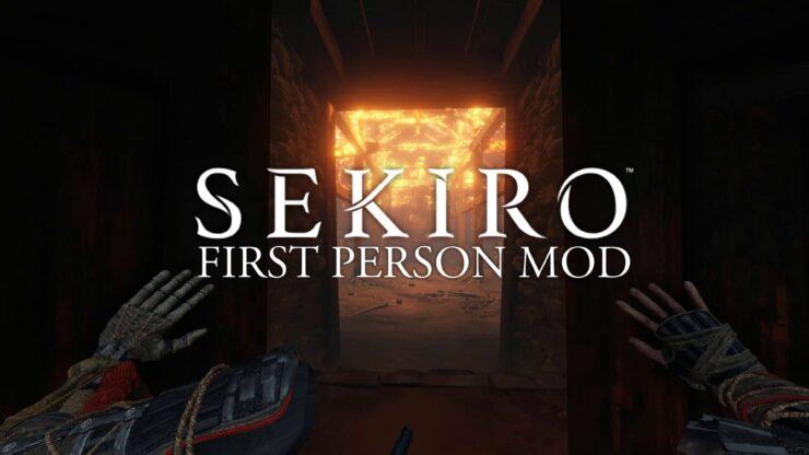 Sekiro First Person Mod