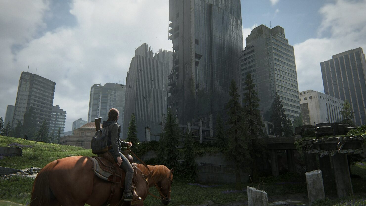 The Last of Us Part II Naughty Dog