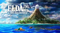 The Legend of Zelda: Link's Awakening Art
