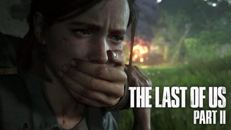 The Last of Us Part II Ellie and Joel TLOU 2
