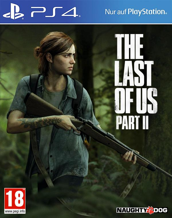 The Last of Us Part II Standard