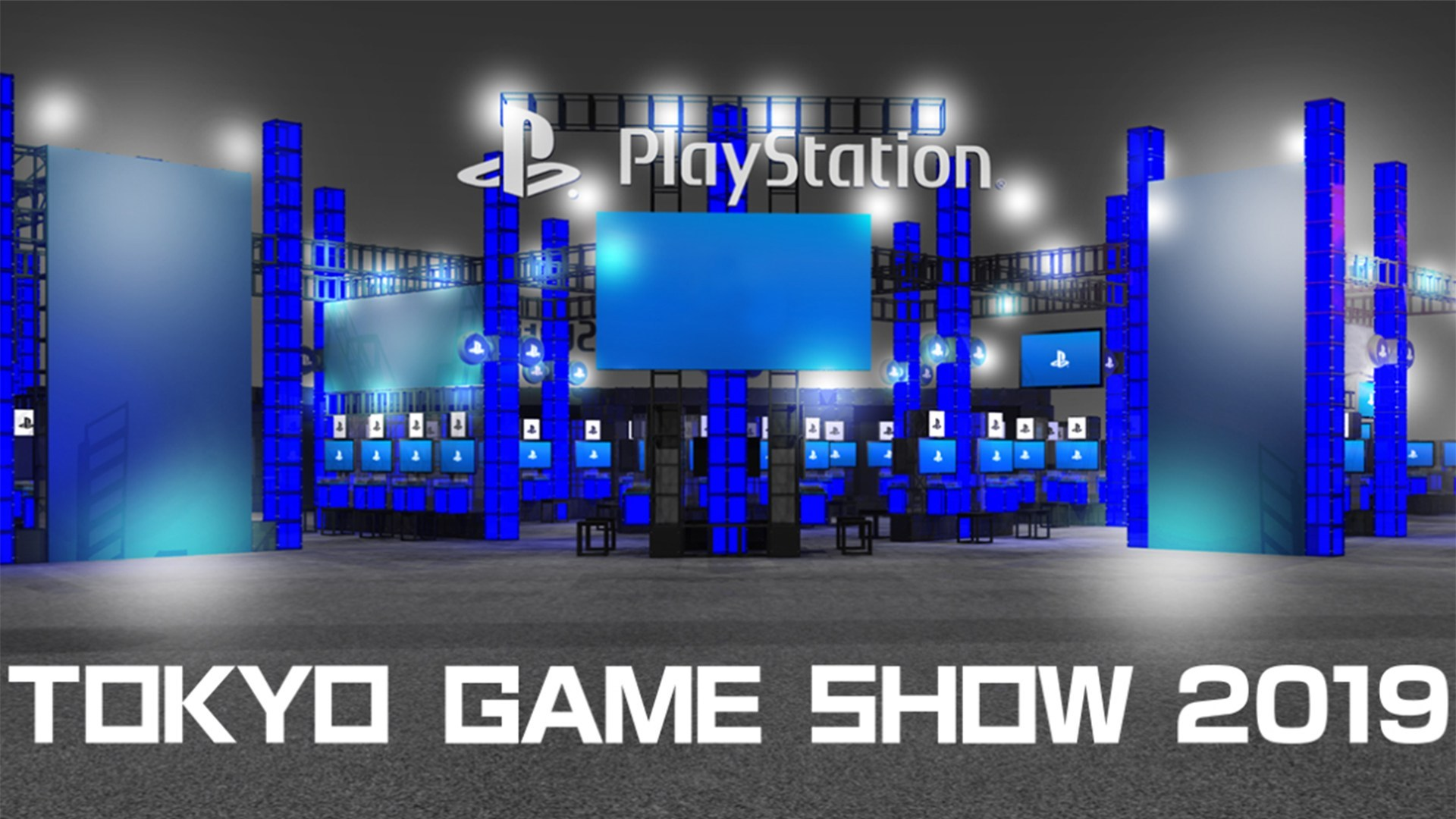 Sony at Tokyo Games Show 2019