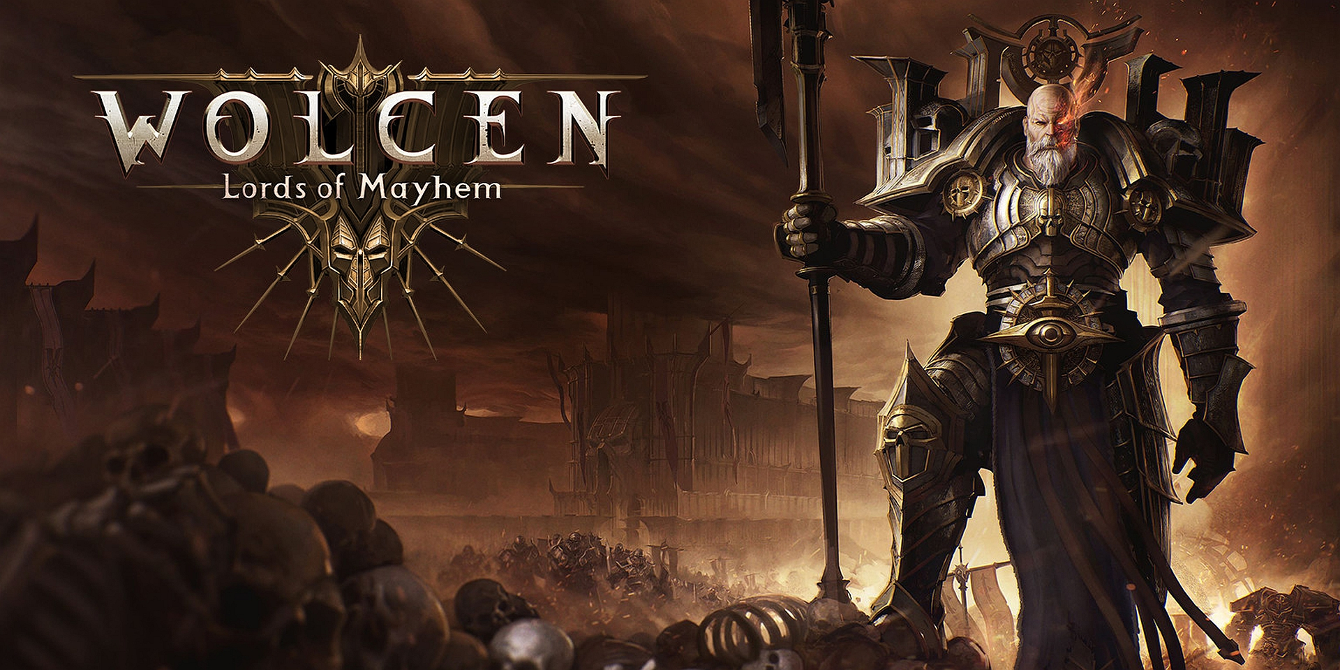Image result for WOLCEN LORDS OF MAYHEM
