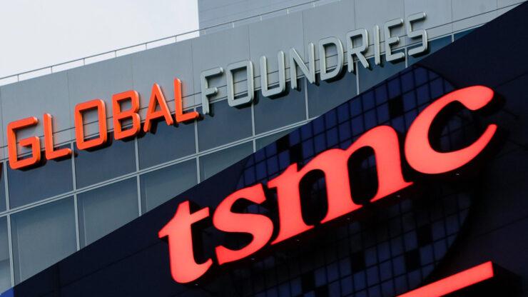 TSMC GlobalFoundries