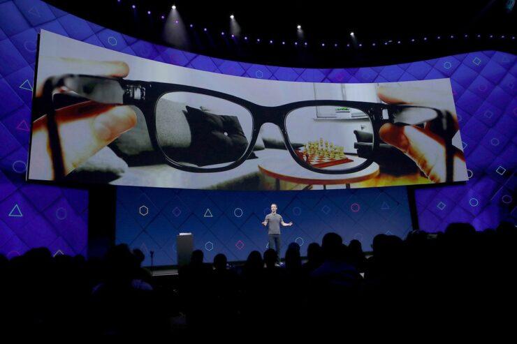 Slide shown during Facebook F8 2016