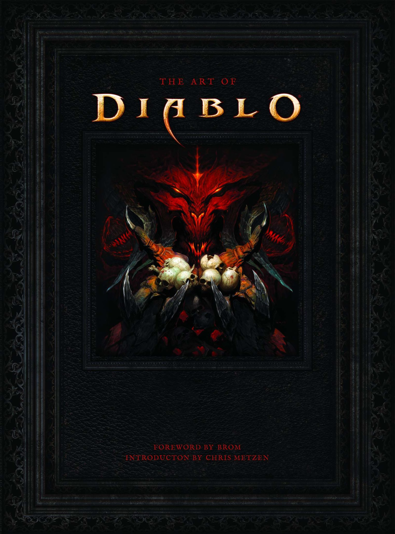 Diablo 4 Confirmed Through New Art Book Leak Allegedly Being Announced Alongside Diablo 2 Remastered At Blizzcon 2019