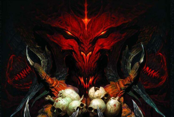 Diablo 4 art book leak diablo 2 remastered blizzcon 2019