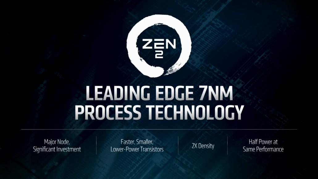 AMD Zen 2 Based Ryzen 4000 CPUs