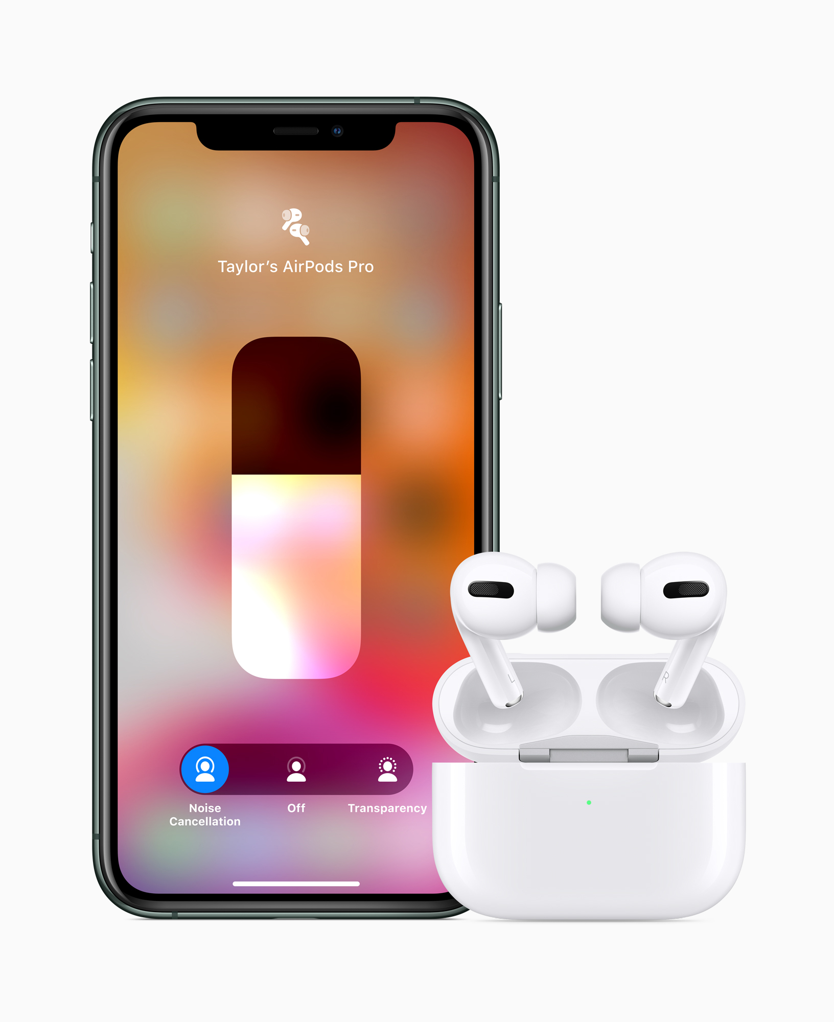 Airpods Pro Official Brand New Design With Active Noise