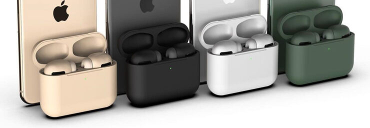 AirPods Pro Color Options Might Be Plentiful; Total Eight Finishes Reportedly Arriving