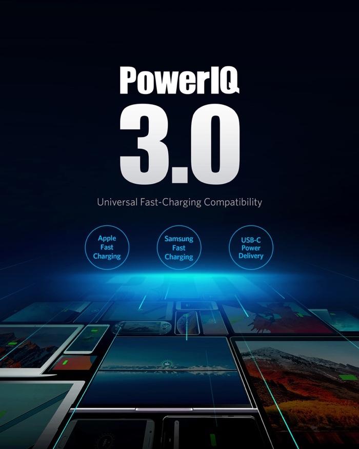 PowerPort Atom III with PowerIQ 3.0