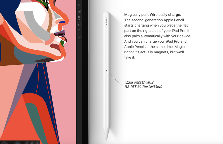 Apple Pencil 2 pairs instantly