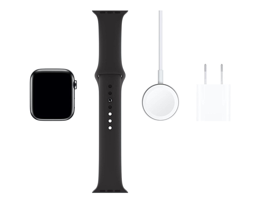 Apple Watch Series 5 box contents