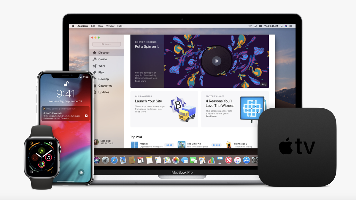 macOS Catalina 10.15.1 Beta 2