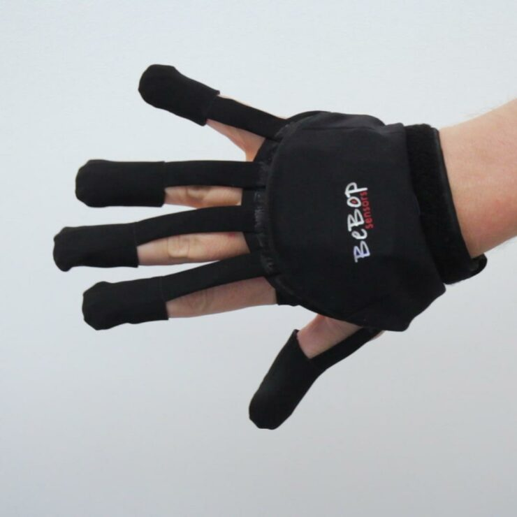 Forte Data Gloves