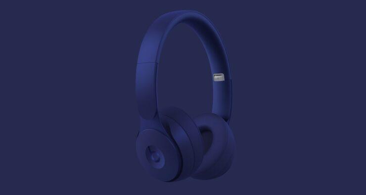 Beats Solo Pro Blue