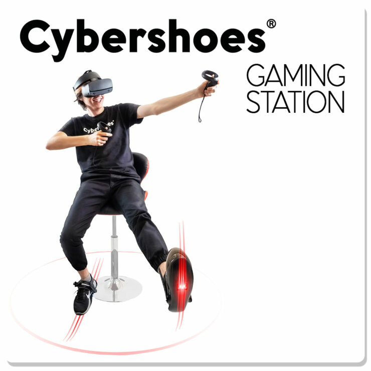 Cyber Shoes gaming Station