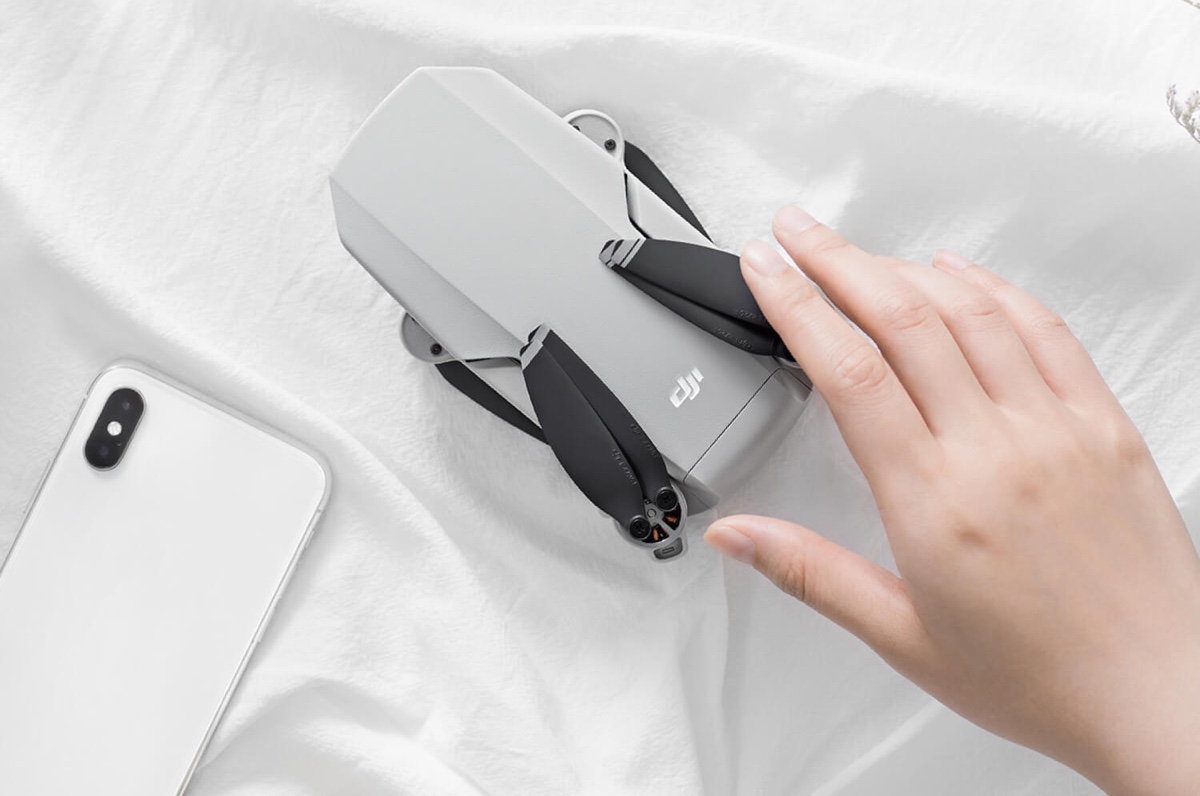 Dji Mavic Mini Announced Features Specs Camera Price