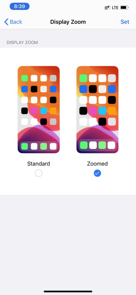 Make Fonts Bigger on iPhone 11 Pro Max with a simple flick of a switch